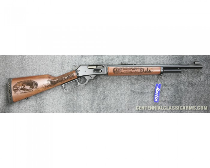 Sold Out - Wyoming 125th Anniversary Rifle