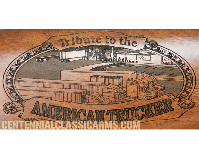 Sold Out - Tribute to the American Trucker - Rifle