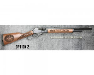 Sold Out - American Horseman Tribute Rifle