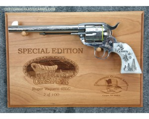 Sold Out - Legacy Series Pistols - Special Edition Kansas