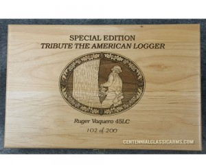 Sold Out - Tribute to  the American Logger - Pistol