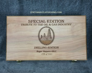 Sold Out - Tribute to the Oil & Gas Industry - Offshore Oil - Pistol