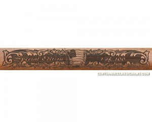 Sold Out - Woodford Shale Gun, Special Edition Marlin 1895G